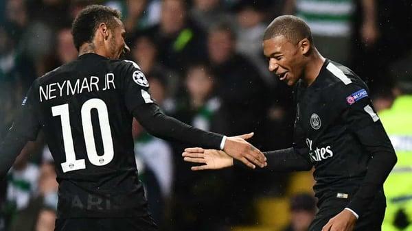 Neymar & Mbappé