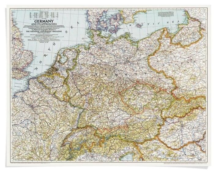 data visualisation et géographie