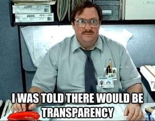 transparence fail