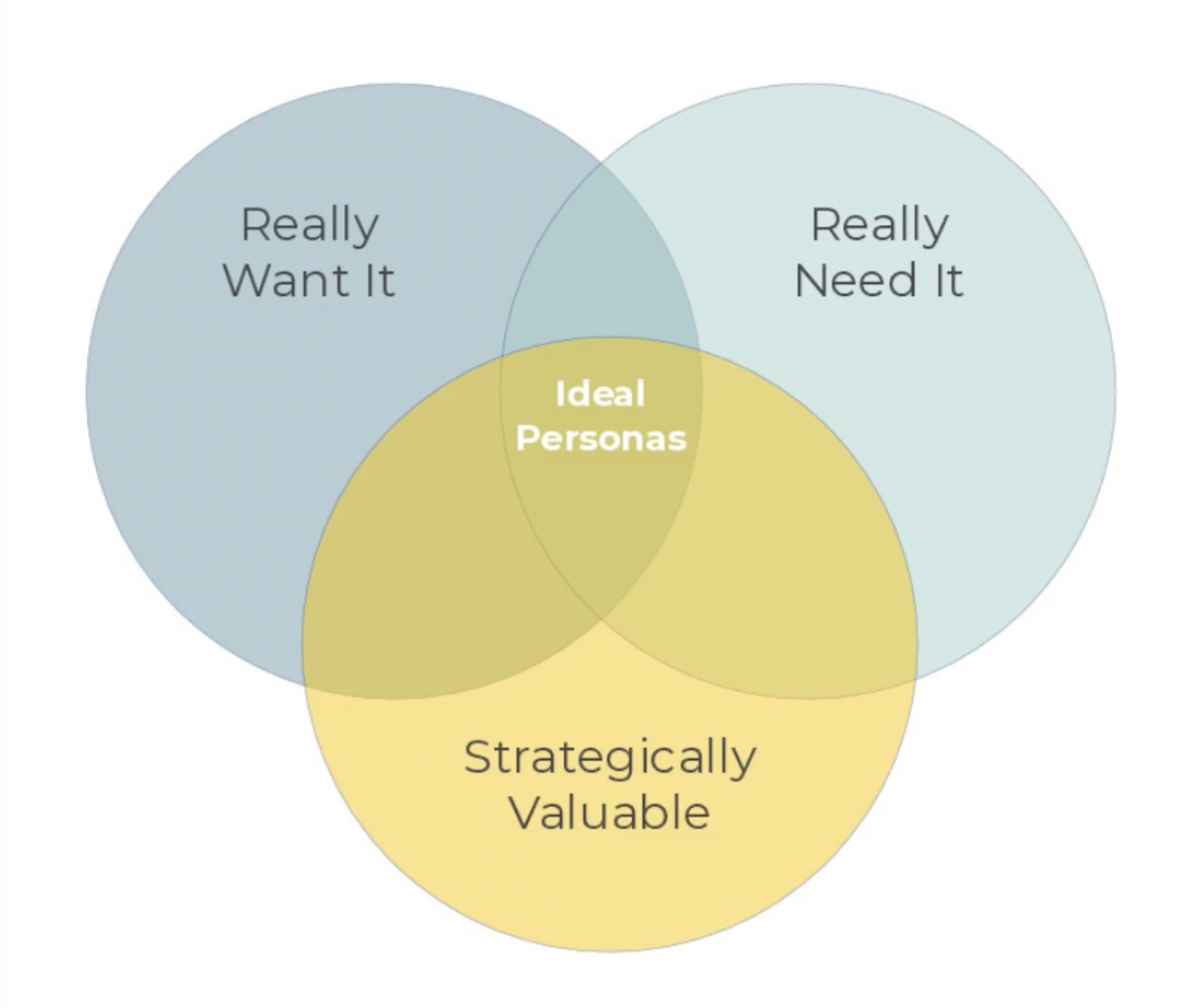 Picking Personas for Data Product - Ideal