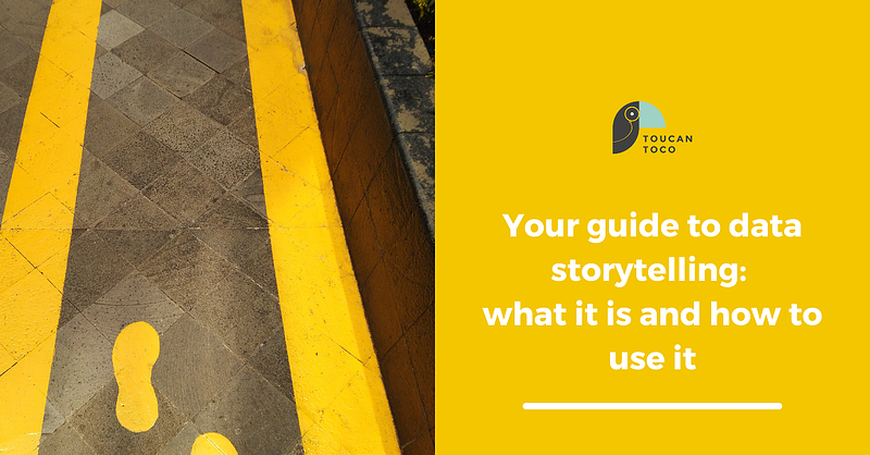 Your guide to data storytelling